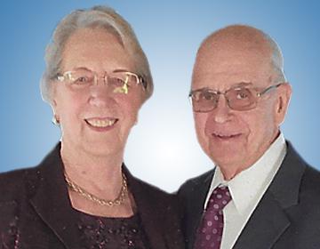 Barbara and Paul Wyciskala