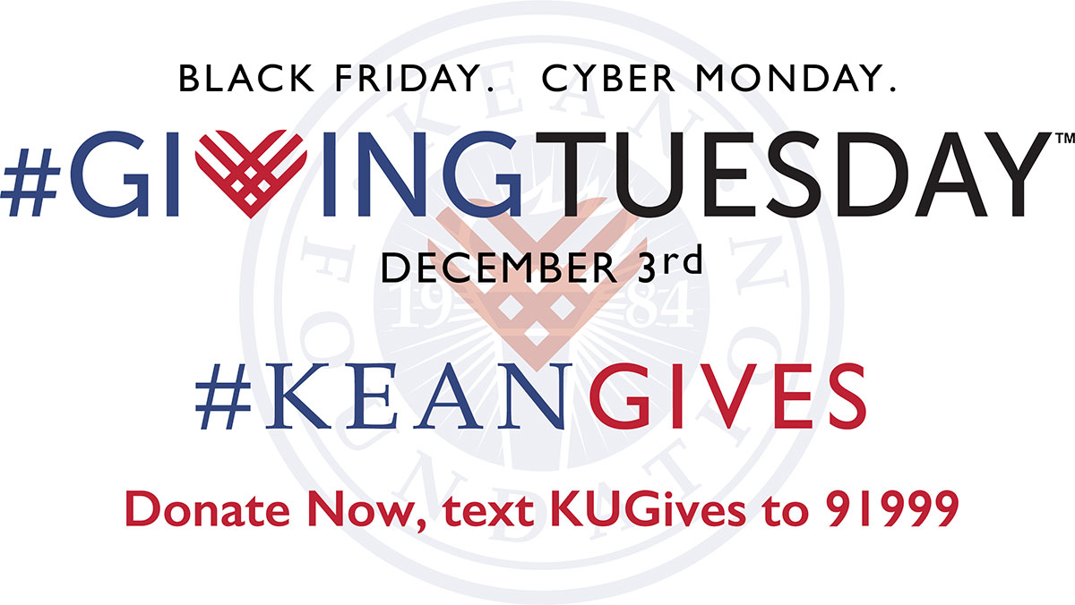 Giving Tuesday December 3rd